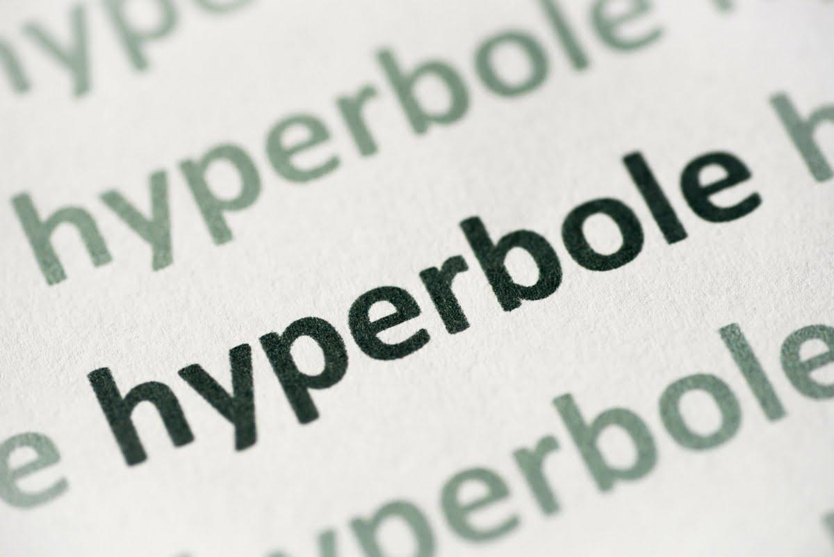 Iperbole figura retorica - significato - definzione - esempi