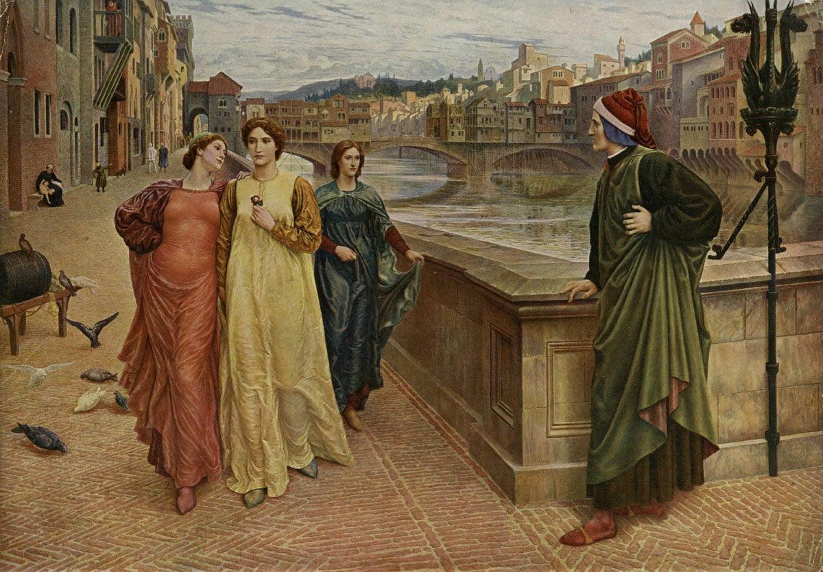 Dante Alighieri - Biografia
