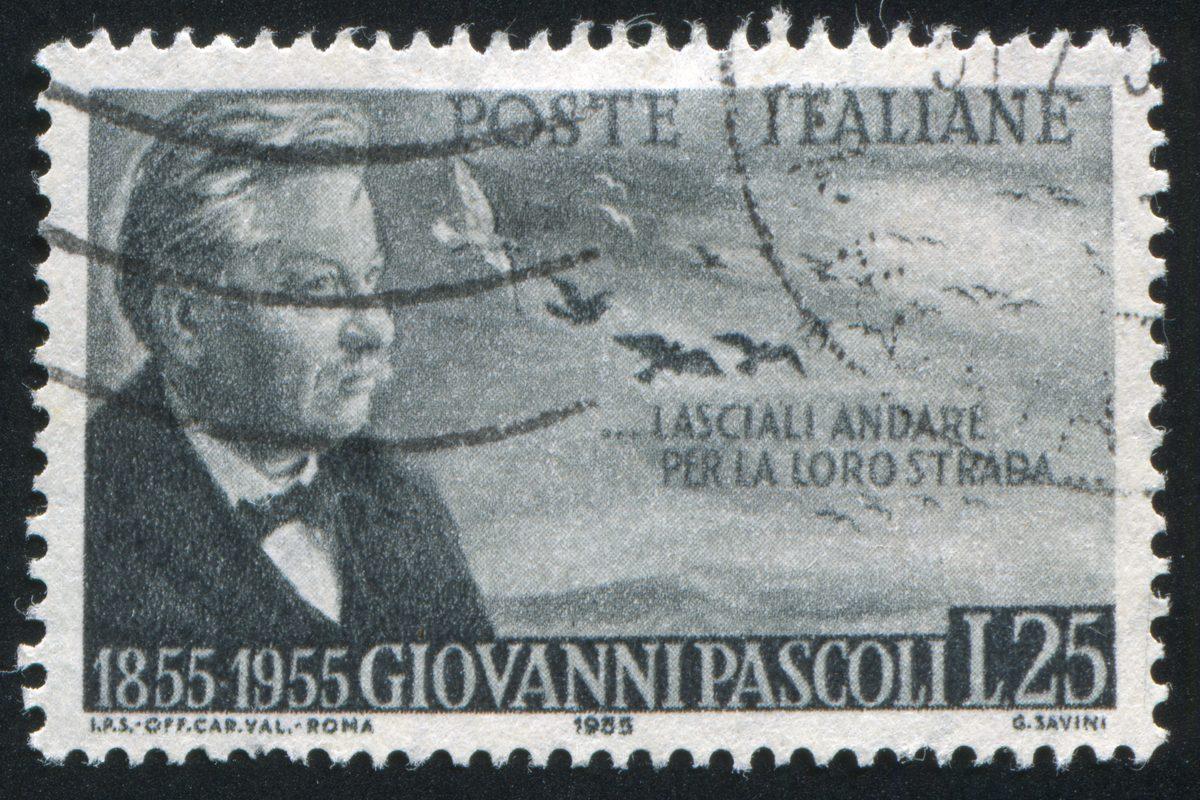 Giovanni Pascoli - Biografia