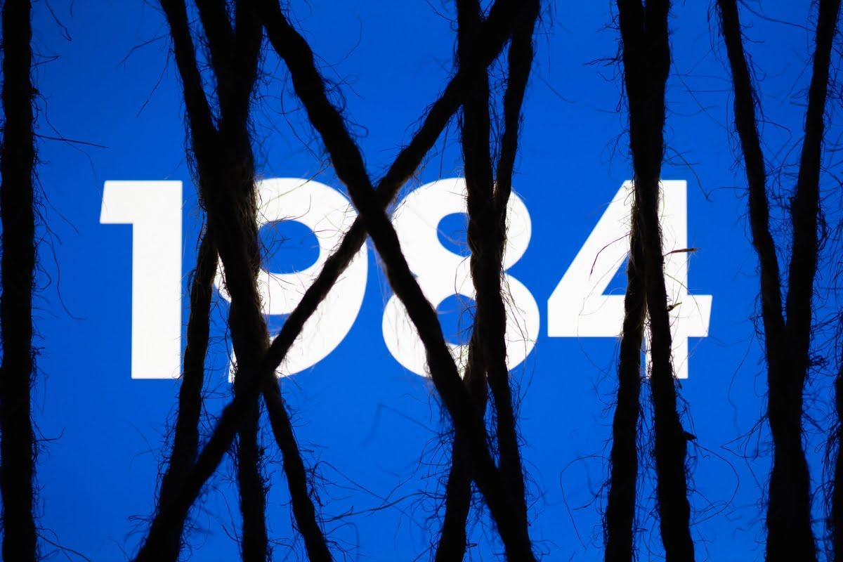 1984 - Orwell - Riassunto