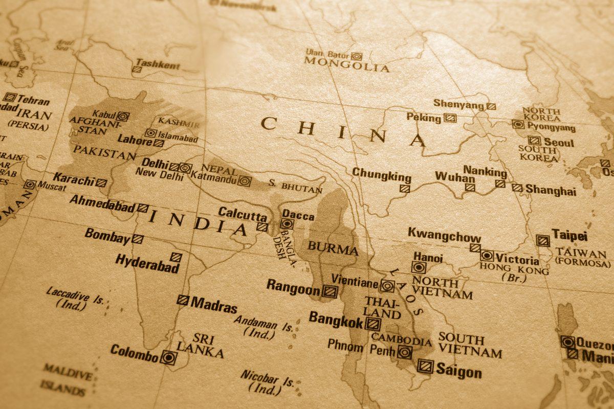 Asia minore ed Estremo Oriente