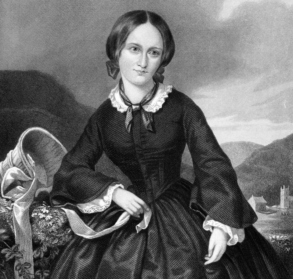 Charlotte Bronte età vittoriana