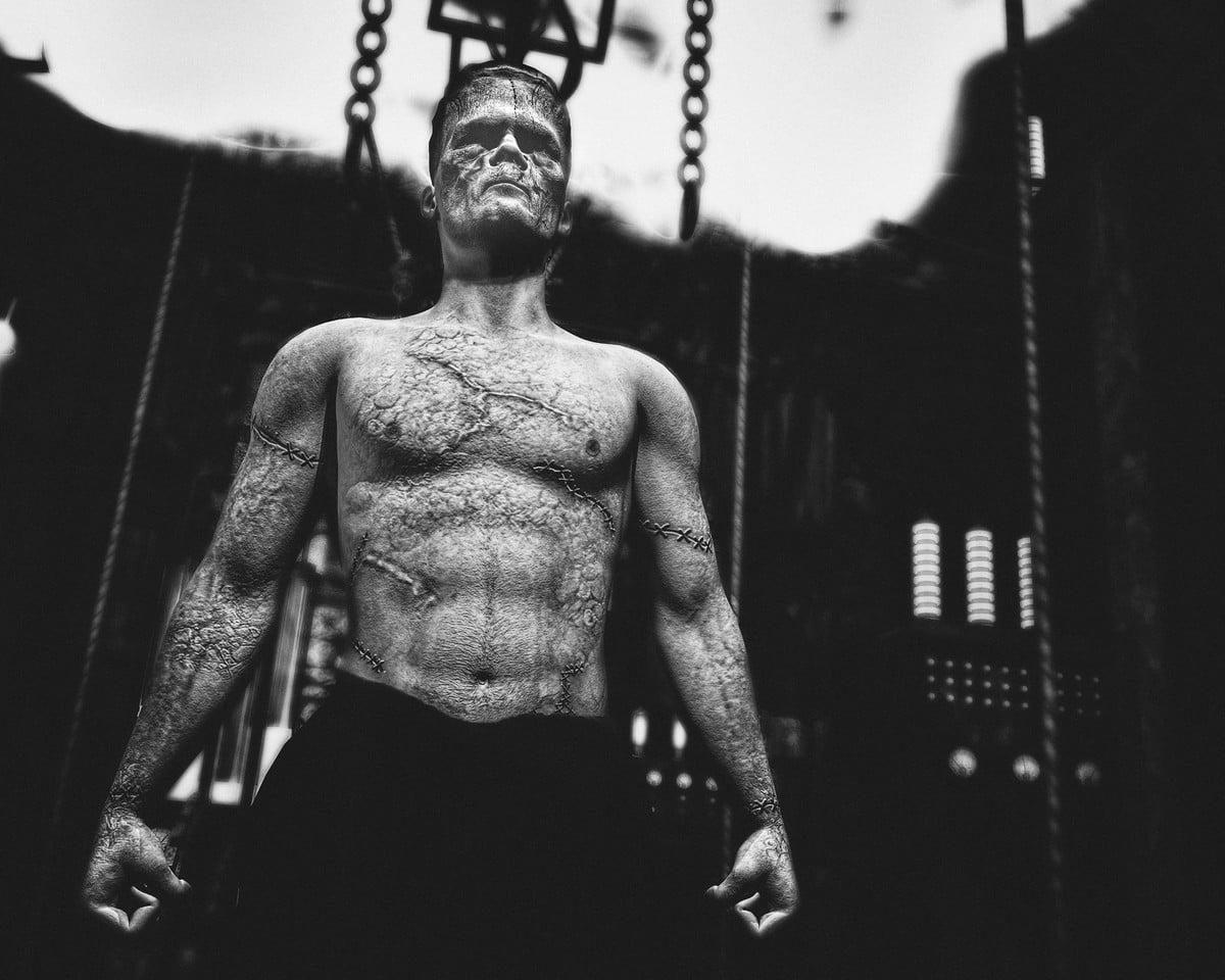 Frankenstein - Riassunto