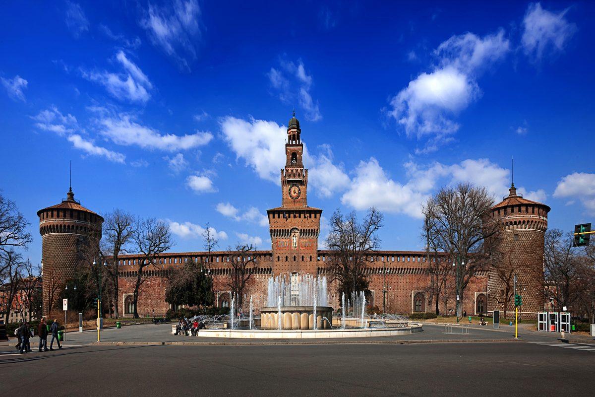Visconti Sforza Milano